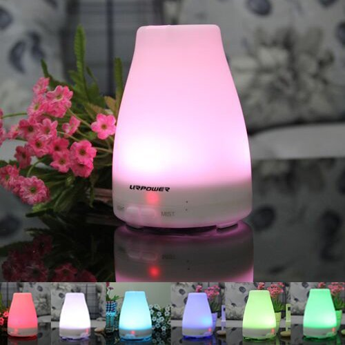 Essential Oil Diffuser, URPOWER® 2nd Version 100ml Aroma