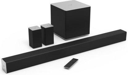 VIZIO SB4051-C0 40-Inch 5.1 Channel Sound Bar with