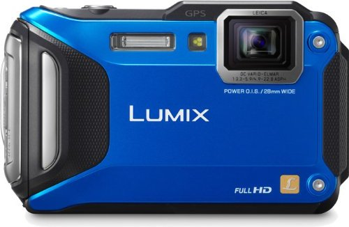Panasonic Lumix DMC-TS5A 16.1 MP Tough Digital Camera