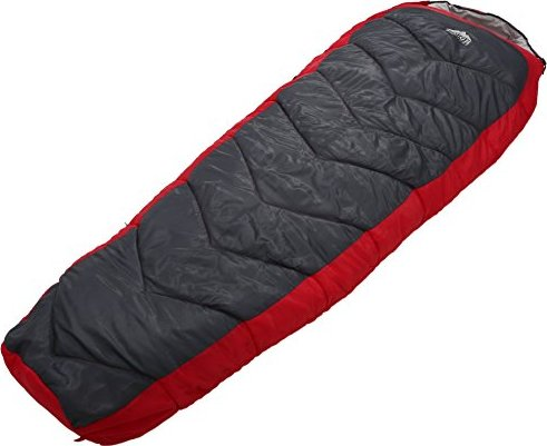 All Season Mummy Sleeping Bag [87x32in] - Comfort